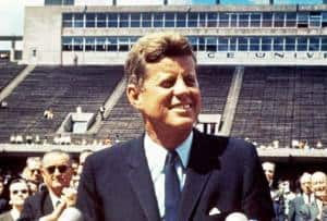 Post JFK Assassination Air Force One Flight Deck Enhanced Recordings