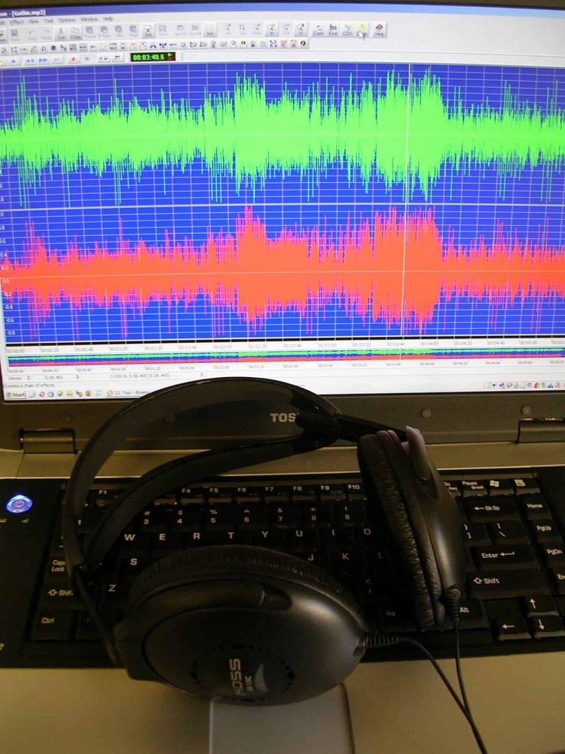 audio engineer 1243600 - Audio Enhancement - When Do It Yourself Won?t Work